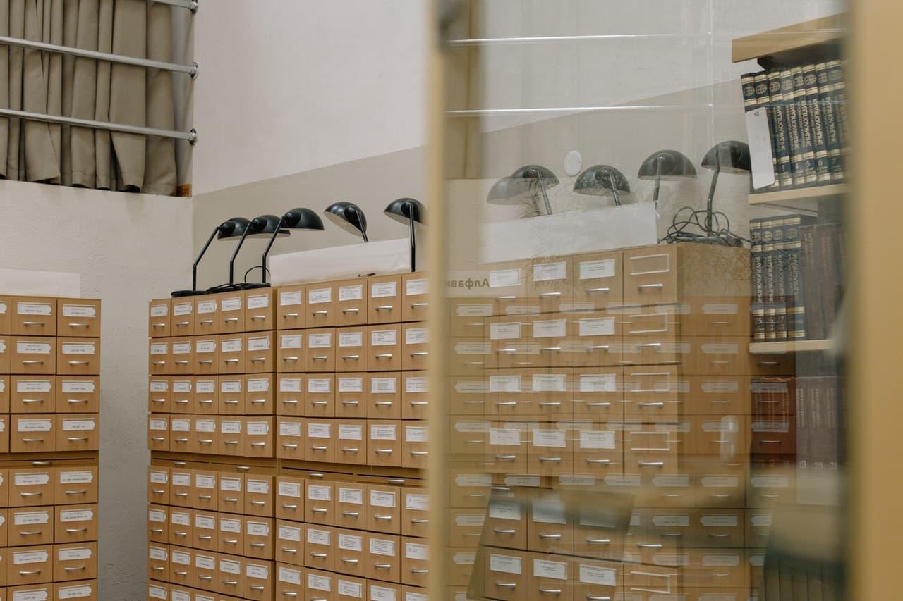 archivage des documents en entreprise